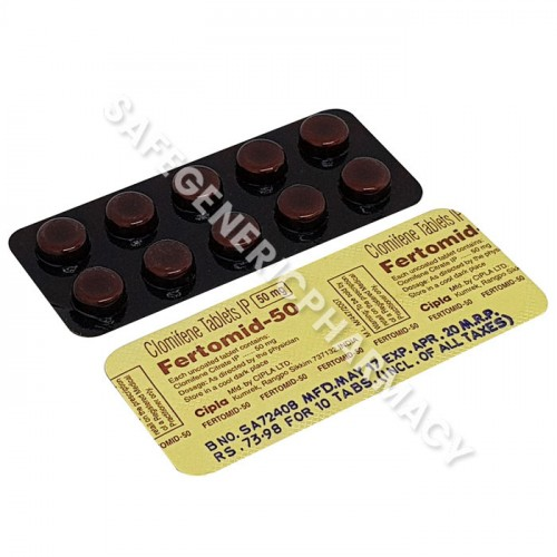 fertomid 50mg