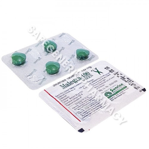 malegra green 100mg