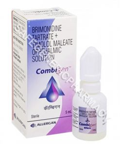 Combigan eyedrop 5ml