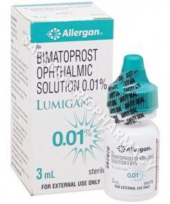 Lumigan 0.01% eyedrop