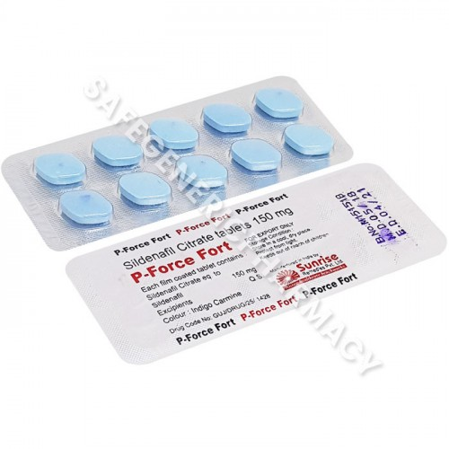P Force Fort 150mg