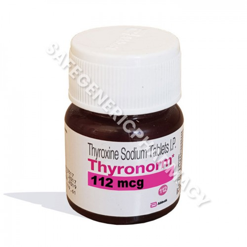 Thyronorm 112mcg