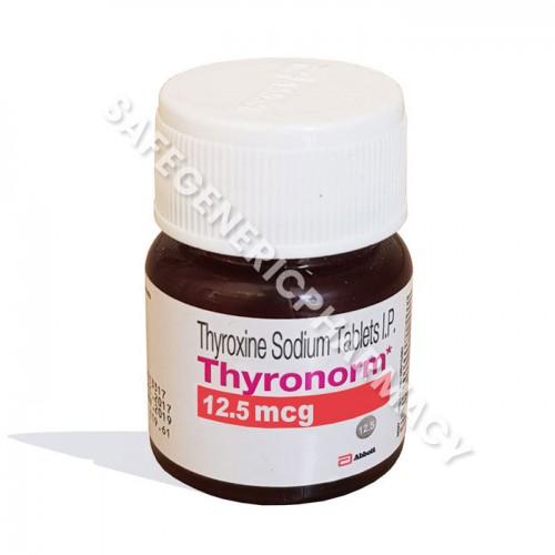 Thyronorm 12.5mg