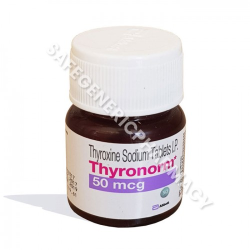Buy Thyronorm 50mcg Online Thyroxine Sodium Reviews Low Price