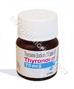 Thyronorm 75mcg