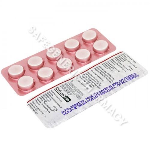 Cifran 500 mg - Buy Cifran 500mg (Ciprofloxacin) Online in USA