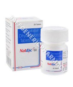 Natdac 60 mg - Buy Natdac 60mg ( Daclatasvir ) Online in USA
