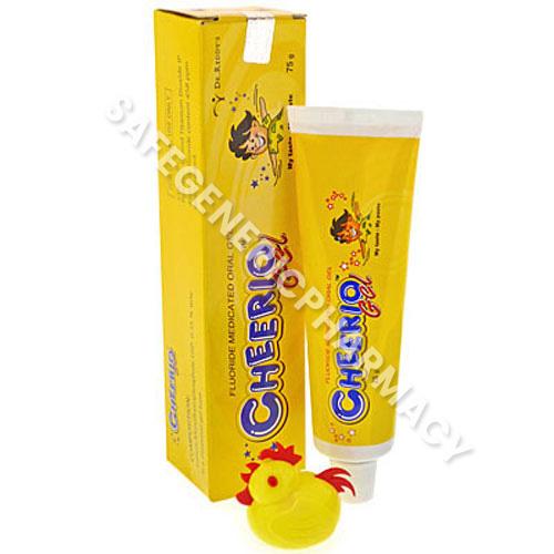 Cheerio-Gel