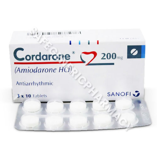 Cordarone 200mg