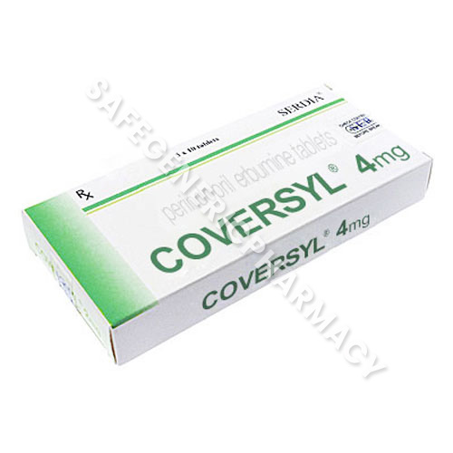 Coversyl 4mg