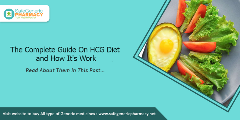 The Complete Guide On HCG Diet and How It's Work
