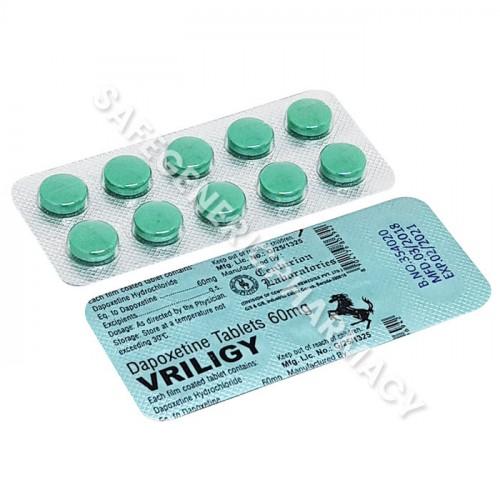 Vriligy 60 mg- Buy Vriligy 60mg ( Progesterone ) Online in USA