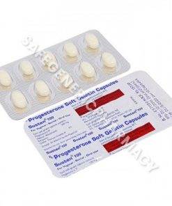 Susten 100 mg- Buy Susten 100mg ( Progesterone ) Online in USA