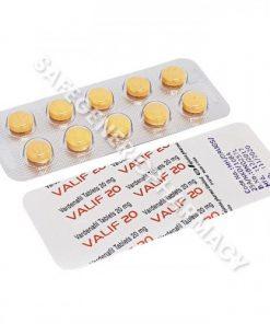 Valif 20 mg- Buy Valif 20mg ( Vardenafil ) Online in USA