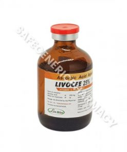 Ascorbic Acid 25% Injection 50ml
