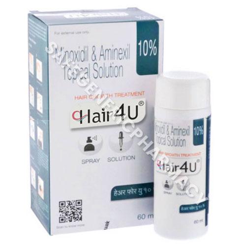 Hair 4U 10%