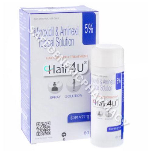 Hair 4U 5%