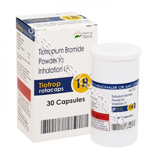 Tiotrop Rotacaps 18mcg