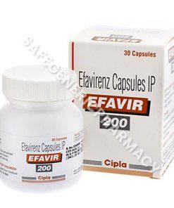 efavir capsules 200mg