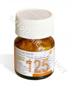 eltroxin 125mcg