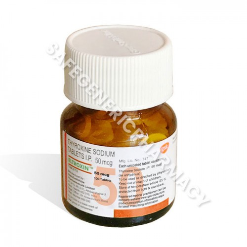 eltroxin 50mcg