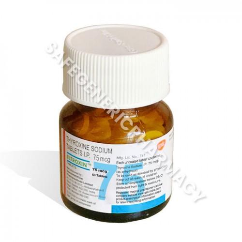 eltroxin 75mcg