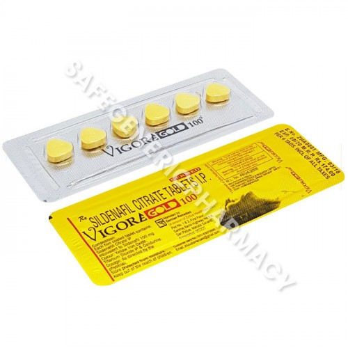 vigore gold 100mg
