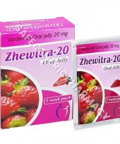 Zhewitra jelly
