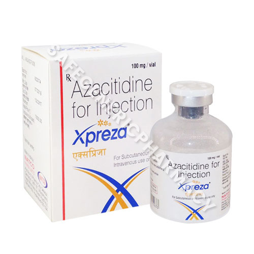 Xpreza Injection 100mg