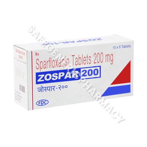ZOSPAR 200mg
