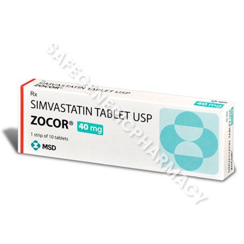 Zocor 40mg