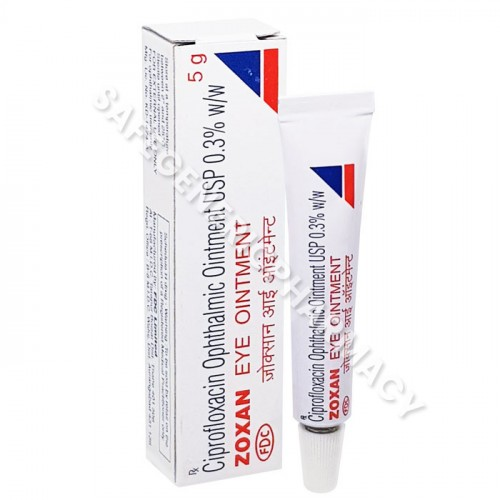 Zoxan Ointment 5g