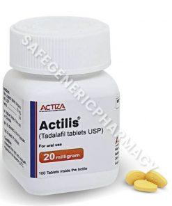 Actilis (Generic Cialis)