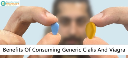 Benefits Of Consuming Generic Cialis And Viagra