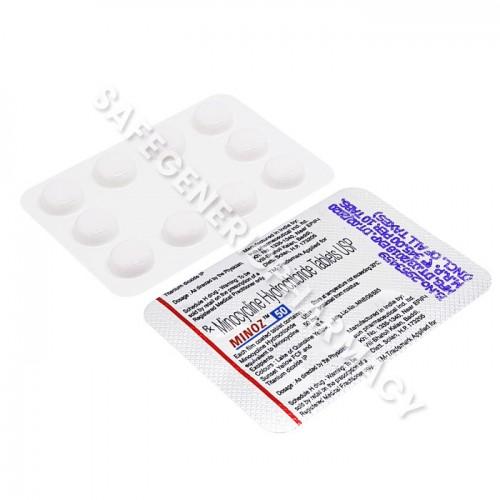 Minoz 50MG (Minocycline)