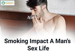 Smoking Impact a Men's Sex Life