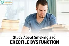 Study about Smoking and Erectile Dysfunction