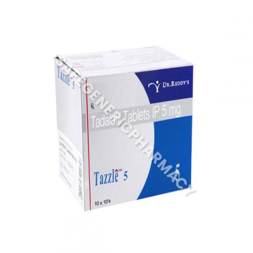 Tazzle 5mg