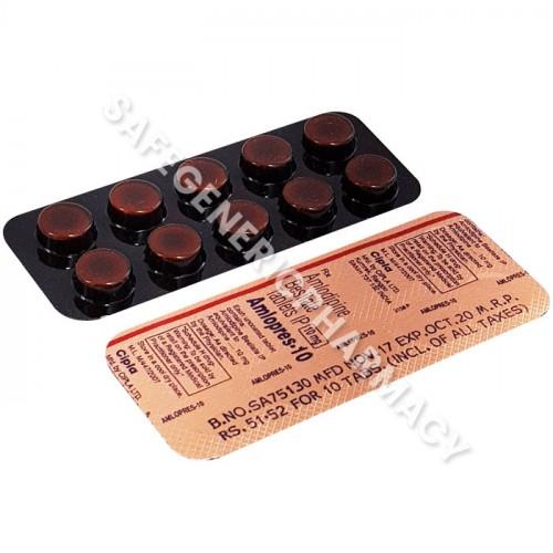 Amlopres 10 mg (Amlodipine Besilate 10)