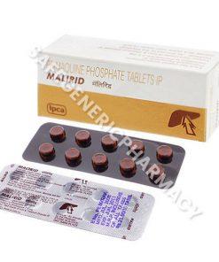 Malirid 2.5 mg (Primaquine )