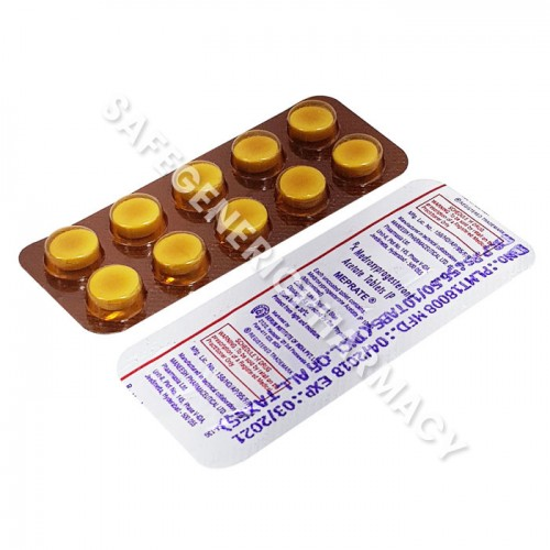 Meprate 10 mg (Medroxyprogesterone)