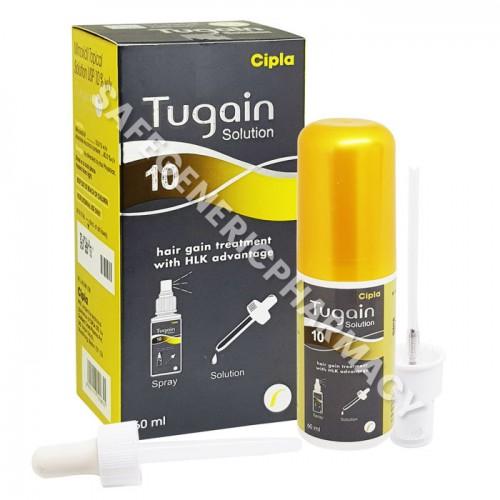 Tugain 10% Solution (Minoxidil 10%) 60ml