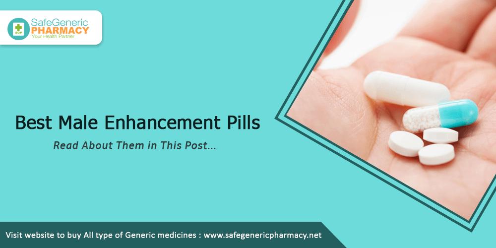 Best Male Enhancement Pills 2021