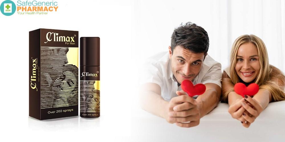 Climax Spray 12g