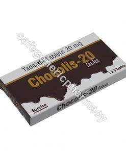 Chocolis 20Mg 3