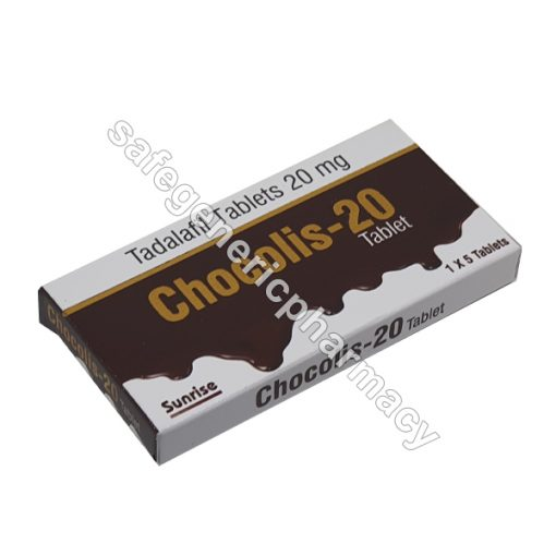 Chocolis 20Mg 2