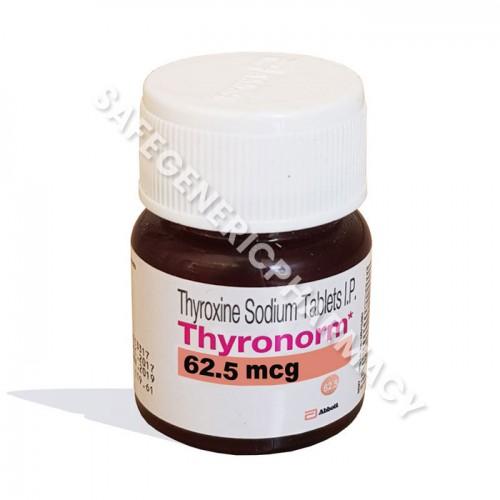 Thyronorm 62.5mg