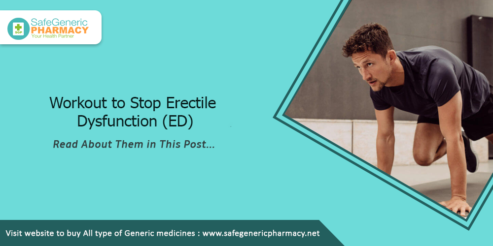 Workout to Stop Erectile Dysfunction (ED)